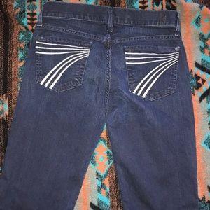 7FOMK Dojo Flare jeans